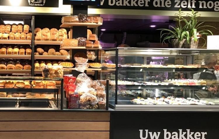 Luchroom met vers brood